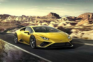 Click here to open the Lamborghini Huracán EVO RWD gallery
