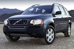 Click here to open the Volvo XC90 V8 gallery
