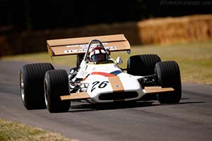 Click here to open the BRM P153  gallery