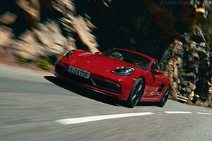 Click here to open the Porsche 718 Cayman GTS 4.0 gallery