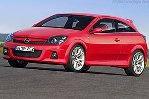 Click here to open the Opel Astra HPC gallery