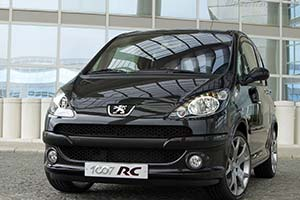 Click here to open the Peugeot 1007 RC gallery