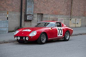 Click here to open the Ferrari 275 GTB  gallery