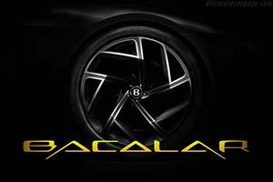 Click here to open the Bentley Mulliner Bacalar gallery