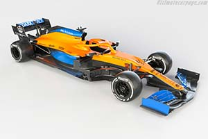 Click here to open the McLaren MCL35 Renault gallery