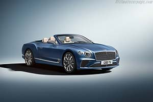 Click here to open the Bentley Continental GT Mulliner Convertible gallery