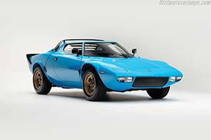 Click here to open the Lancia Stratos HF Stradale  gallery