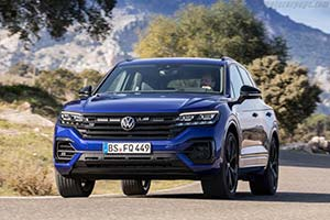 Click here to open the Volkswagen Touareg R gallery