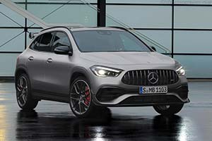 Click here to open the Mercedes-AMG GLA 45 S 4MATIC+ gallery