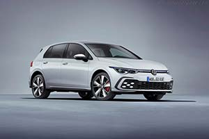 Click here to open the Volkswagen Golf GTE gallery