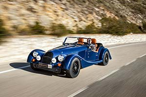 Click here to open the Morgan Plus Four gallery