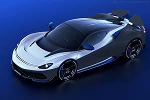 Click here to open the Automobili Pininfarina Battista Anniversario gallery