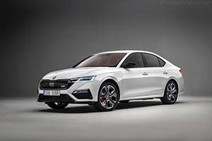 Click here to open the Skoda Octavia vRS iV gallery
