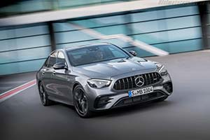 Click here to open the Mercedes-AMG E 53 4MATIC+ Sedan gallery