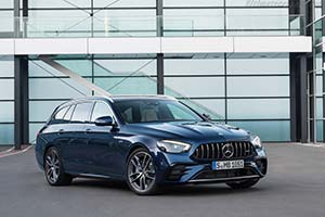 Click here to open the Mercedes-AMG E 53 4MATIC+ Estate gallery