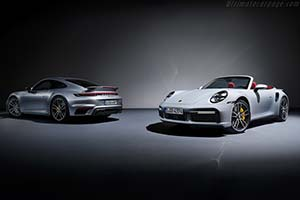 Click here to open the Porsche 911 Turbo S Cabriolet gallery