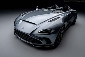 Click here to open the Aston Martin V12 Speedster gallery