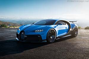 Click here to open the Bugatti Chiron Pur Sport gallery