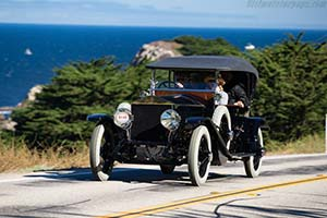 Click here to open the Rolls-Royce Silver Ghost Kellner Torpedo Phaeton gallery