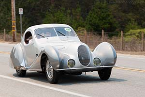 Click here to open the Talbot Lago T150C SS Figoni & Falaschi Teardrop Coupé  gallery