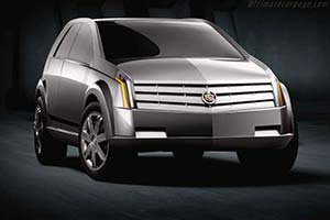 Click here to open the Cadillac Vizon gallery
