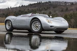 Click here to open the Porsche 718 RSK Spyder  gallery