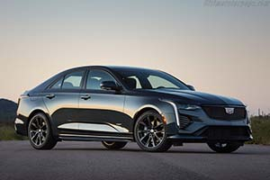 Click here to open the Cadillac CT4-V gallery