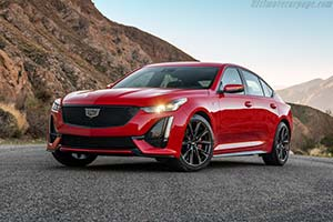 Click here to open the Cadillac CT5-V gallery