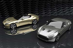 Click here to open the Aston Martin V12 Vantage Zagato Heritage Twins by R-Reforged gallery
