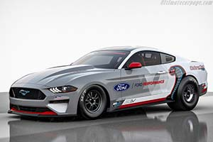 Click here to open the Ford Mustang Cobra Jet 1400 gallery