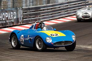 Click here to open the Maserati A6GCS/53 Fantuzzi Spyder  gallery