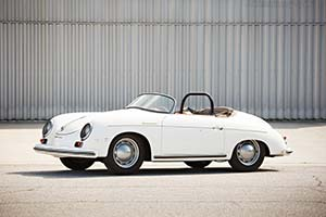 Click here to open the Porsche 356 1500 Speedster  gallery