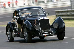 Click here to open the Delage D6-70 Figoni & Falaschi Competition Coupe gallery
