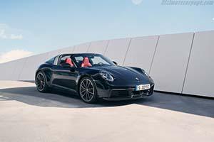Click here to open the Porsche 911 Targa 4S gallery