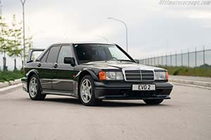 Click here to open the Mercedes-Benz 190 E 2.5-16 Evolution II  gallery
