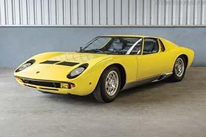 Click here to open the Lamborghini Miura P400  gallery