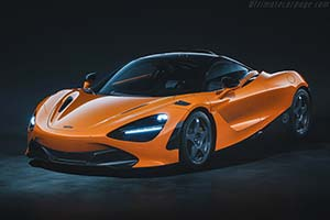 Click here to open the McLaren 720S Le Mans gallery