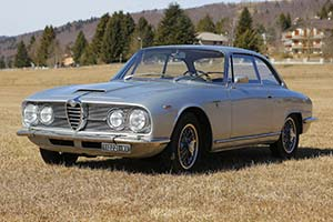 Click here to open the Alfa Romeo 2600 Sprint gallery