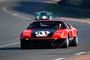 Click here to open the DeTomaso Pantera Group 4  gallery