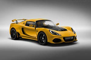 Click here to open the Lotus Exige Sport 410 20th Anniversary gallery