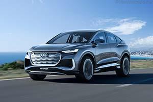 Click here to open the Audi Q4 Sportback e-tron concept gallery
