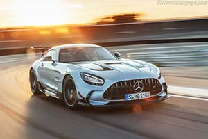 Click here to open the Mercedes-AMG GT Black Series gallery