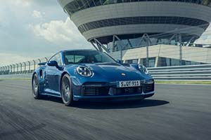 Click here to open the Porsche 911 Turbo Coupé gallery
