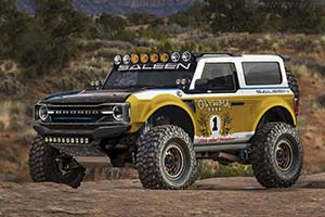 Click here to open the Saleen Bronco gallery