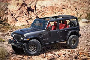 Click here to open the Jeep Wrangler Rubicon 392 Concept gallery