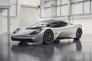 Click here to open the Gordon Murray Automotive T.50 gallery
