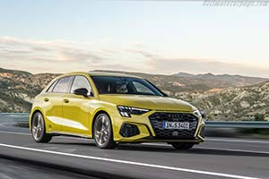 Click here to open the Audi S3 Sportback gallery