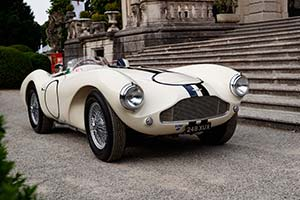 Click here to open the Aston Martin DB3S  gallery