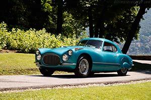 Click here to open the Fiat 8V Rapi Berlinetta  gallery