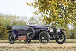 Click here to open the Rolls-Royce Silver Ghost Alpine Eagle Tourer gallery